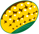 Corn Logo Mark
